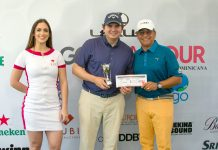 Inicia temporada 2019 del Golf Channel AM Tour RD