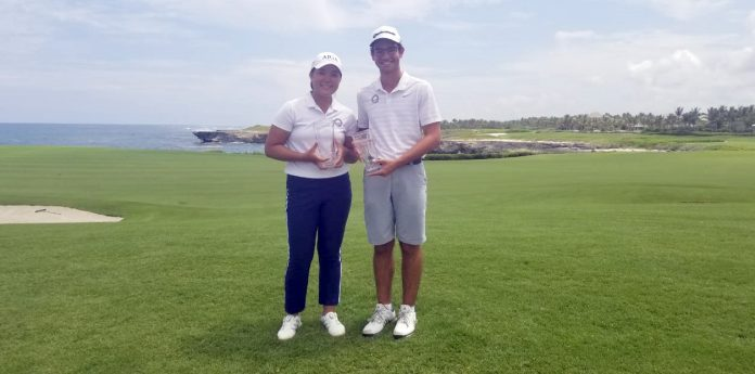 Stephany Kim gana el AJGA Dominican Junior Open